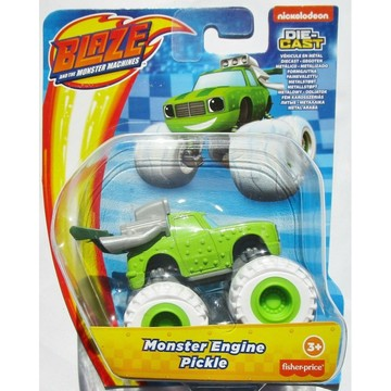 Blaze and the Monster Machines: Monster Engine - Pickle - .foto