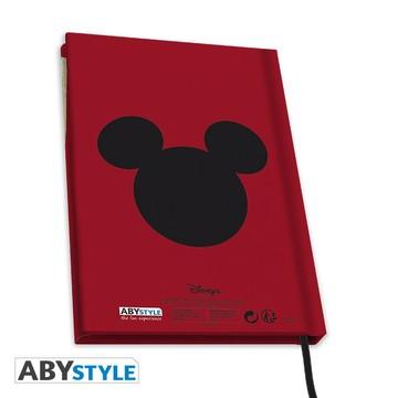 Disney: Mickey egér jegyzetfüzet, A5 - . kép