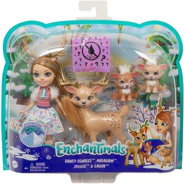 Enchantimals: Őzike család - . kép