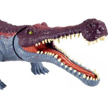 Jurassic World: Sarcosuchus fogcsattogtató dinoszaurusz - . kép