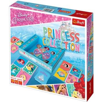 Disney Hercegnők: Hercegnő gyűjtemény társasjáték - plusz ajándék Jégvarázs 160 db-os puzzle - . kép