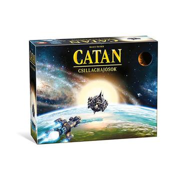 Catan Csillaghajósok társasjáték