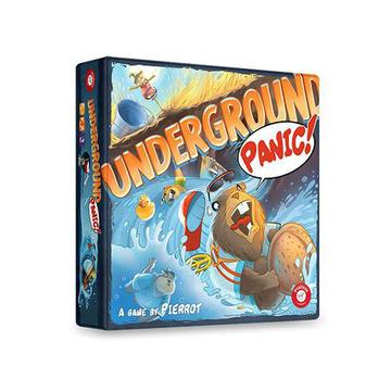 Underground Panic társasjáték