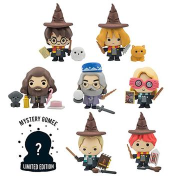 Gomee: Gyűjthető Harry Potter radír figurák - . kép