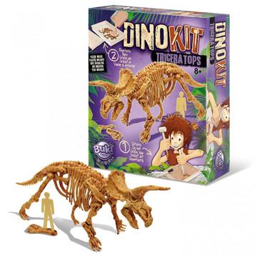 Buki: Dínó felfedező készlet - Triceratops