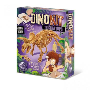 Buki: Dínó felfedező készlet - Triceratops - . kép