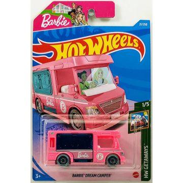 Hot Wheels Getaways: Barbie Dream Camper - . kép
