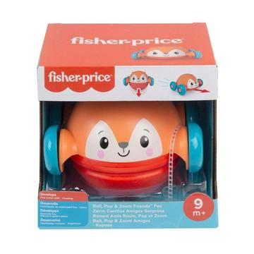Fisher-Price: Guruló állatbarát - róka - . kép