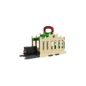 Thomas a gőzmozdony: Összeépíthető pályaszett - Diesel - . kép