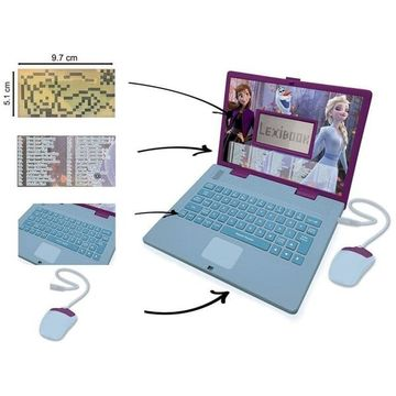Frozem: Laptop educativ - în lb. maghiară și engleză - .foto
