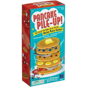 Panceke Pile Up - Palacsinta sütő verseny, nagymotoros mozgás fejlesztéséhez