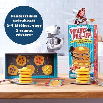 Panceke Pile Up - Palacsinta sütő verseny, nagymotoros mozgás fejlesztéséhez - . kép