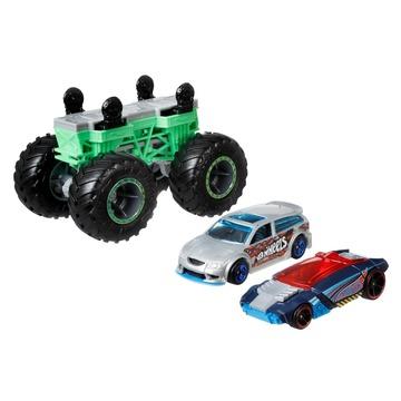 Hot Wheels: Monster Trucks szörnykészítő - többféle - . kép