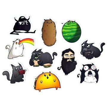 Robbanó cicák – partipakk társasjáték - . kép