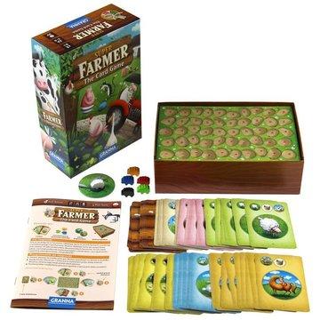 Szuper Farmer - A kártyajáték - . kép
