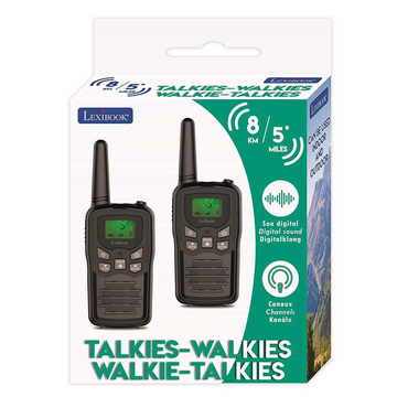 Lexibook: Walkie Talkie digital