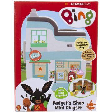 Bing: Mini ház játszószett - Pola boltjában - . kép
