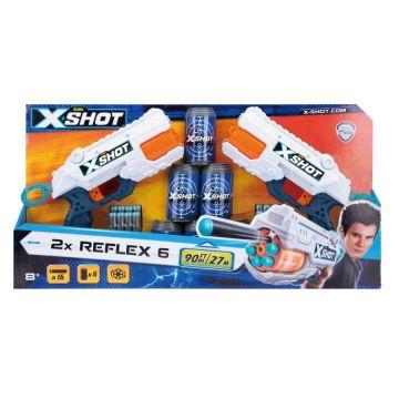 X-Shot Excel Reflex 6 kombó csomag - . kép