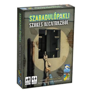 Szabadulópakli: Szökés Alcatrazból kártyajáték