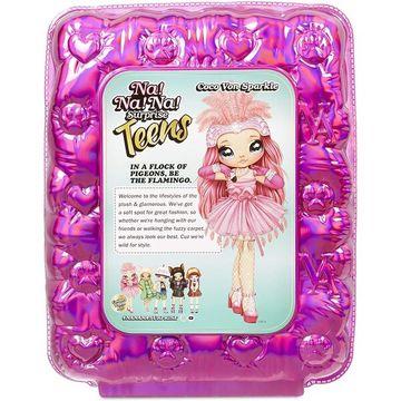 Na!Na!Na! Surprise Teens: Coco Von Sparkle divat baba - . kép