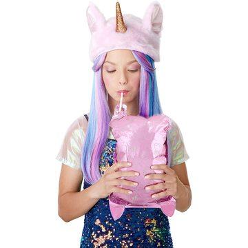 Na! Na! Na! Surprise: Becky Buckaneer 2 az 1-ben Sparkly meglepetés divatbaba, pénztárcával - 1. széria - . kép
