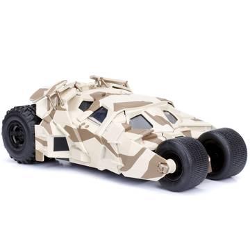 Batman: Tumbler Batmobile Camo 1:24 - mașinuță metalică - .foto