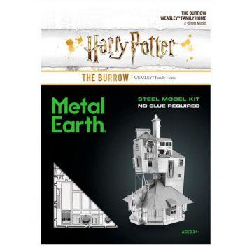 Harry Potter : Metal Earth - Az Odú acél makettező szett - . kép