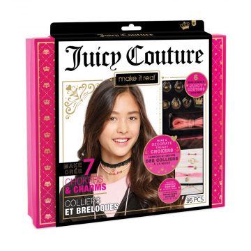 Make-It-Real: Juicy Couture - Nyakpánt és ékszerek