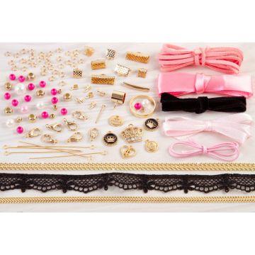 Make-It-Real: Juicy Couture - Nyakpánt és ékszerek - . kép