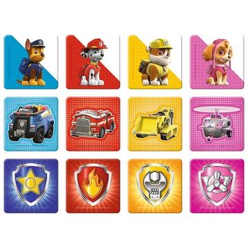 Trefl: Mancs Őrjárat, 2 az 1-ben puzzle és memória játék - . kép