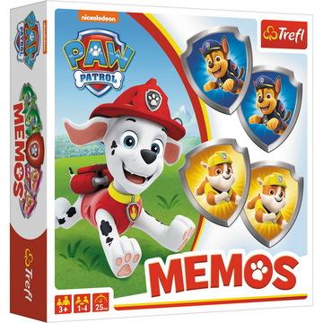Trefl: Mancs őrjárat memória játék