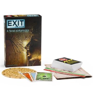 EXIT - A fáraó sírkamrája - . kép