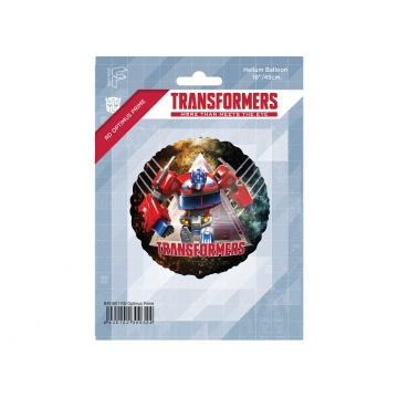 Transformers: Optimus fővezér fólia lufi, 46 cm - . kép