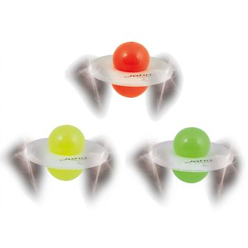 Egyensúlyozó ugráló labda LED fénnyel - többféle