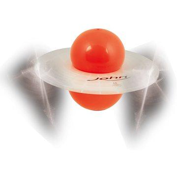Egyensúlyozó ugráló labda LED fénnyel - többféle - . kép