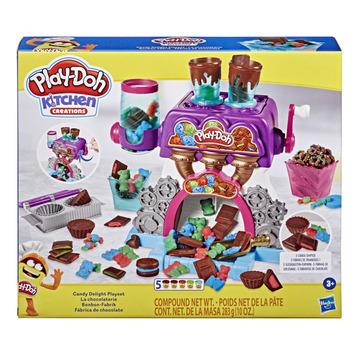 Play-Doh: Csokoládégyár - CSOMAGOLÁSSÉRÜLT