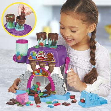 Play-Doh: Csokoládégyár - CSOMAGOLÁSSÉRÜLT - . kép
