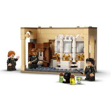 LEGO Harry Potter Roxfort: Százfűlé-főzet kis hibával 76386 - . kép
