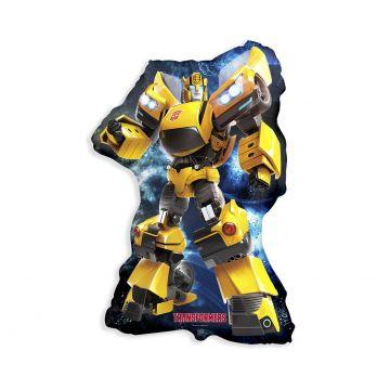 Transformers: Űrdongó fólia lufi - 74 cm