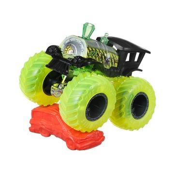 Hot Wheels Monster Trucks: Loco Punk kisautó - zöld - . kép