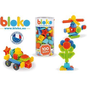 Bloko: blocuri de construcție cu țepi - 100 buc. - .foto