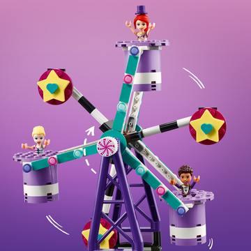 LEGO Friends: Roată și tobogan magic - 41689 - .foto