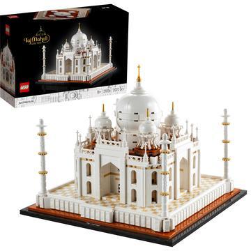 LEGO Architecture: Taj Mahal 21056