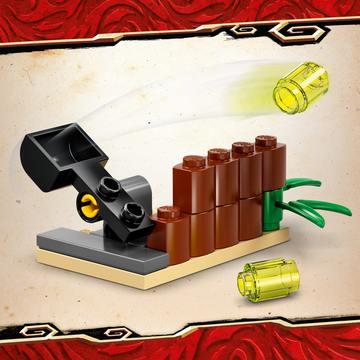 LEGO Ninjago: Kai Pengés Motorja 71734 - . kép