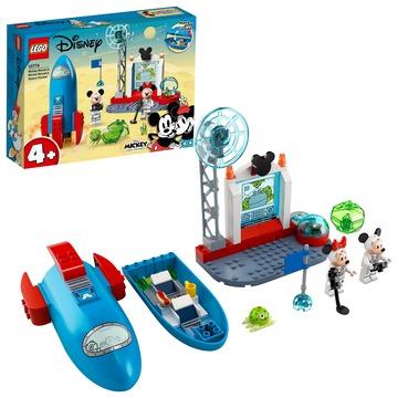LEGO Disney: Mickey and Friends Mickey egér és Minnie egér űrrakétája 10774