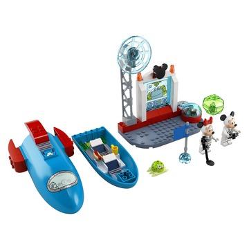 LEGO Disney: Mickey and Friends Mickey egér és Minnie egér űrrakétája 10774 - . kép