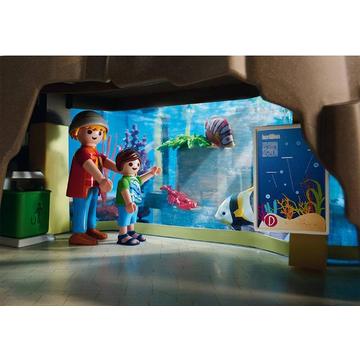 Playmobil: O zi la acvariu - 70537 - .foto