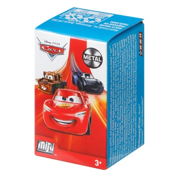 Verdák: Meglepetés miniautók - 1. széria, kék dobozos