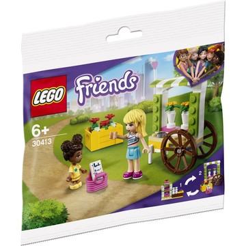 LEGO Friends: Căruța cu flori - 30413