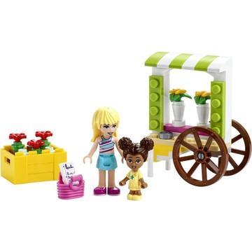 LEGO Friends: Căruța cu flori - 30413 - .foto